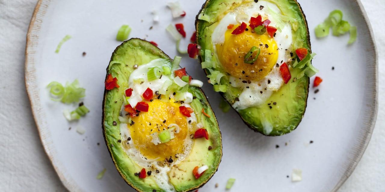 9 smacznych śniadań w diecie ketogennej