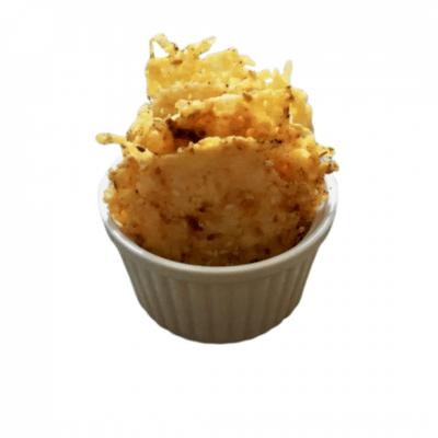 Chipsy / krakersy serowe 7