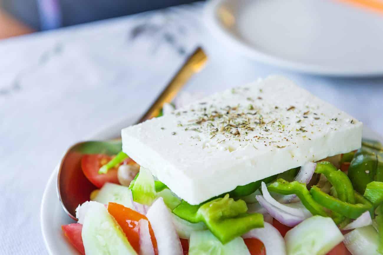 Sałatka Grecka – Horiatiki